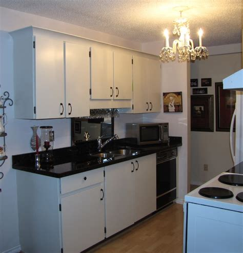 Small Galley Kitchen Ideas On A Budget by Galley Kitchen After Low Budget Traditional Kitchen