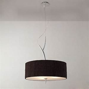 Mantra eve light low energy ceiling pendant in polished
