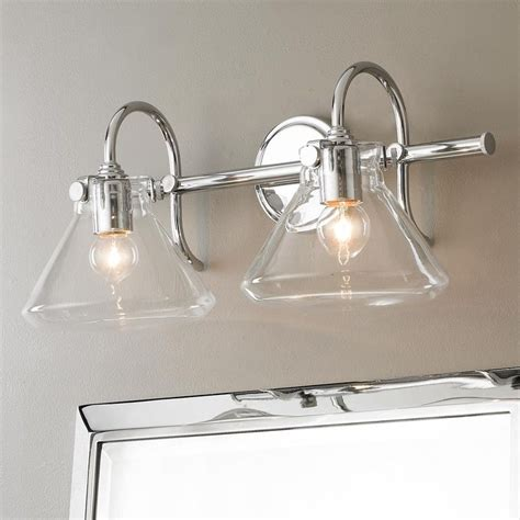 glass vial vanity light vanities glasses and inspiration