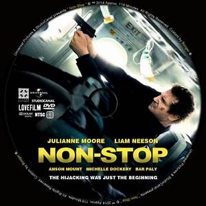 Non-Stop - DVD Covers & Labels by CoverCity