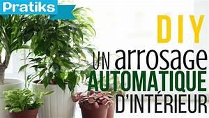 Système D Arrosage Automatique : comment faire un arrosage automatique d 39 int rieur doovi ~ Dailycaller-alerts.com Idées de Décoration