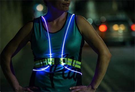 le frontale pour courir la nuit tracer 360 courir le soir
