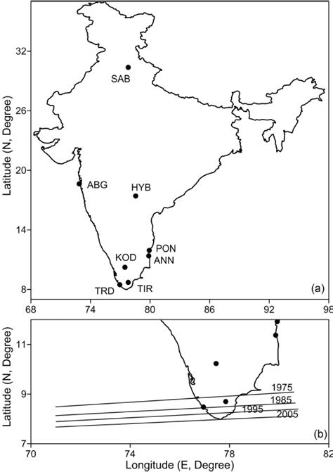 Map Of India Equator - Maps of the World