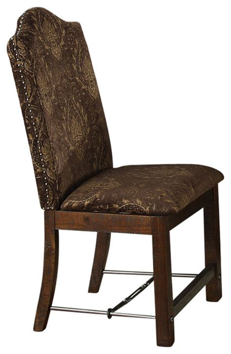 castlegate 2 pack host hostess upholstered side chair