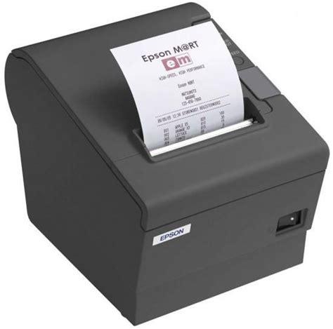epson tm t88v printing light epson tm t88v desktop thermal receipt printer