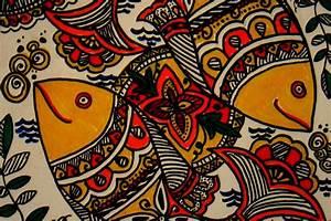 Painting Style- Indian Folk Art - DIY