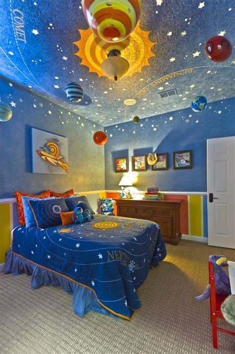 21 cool ceiling designs that turn bedrooms into land