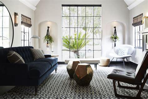 La Interior Design Firms by New York Firm Designs A California Cool Home In La