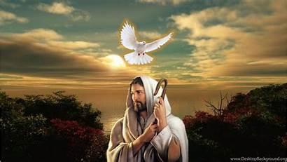 Desktop Jesus Christ Wallpapers Backgrounds Christian Jesuschrist