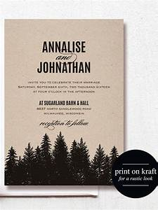 16 printable wedding invitation templates you can diy With wedding invitations printing vancouver