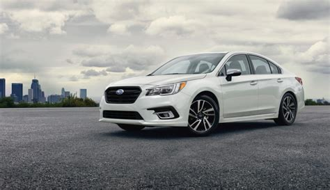 2019 Subaru Legacy And Outback Get Standard Eyesight Tech