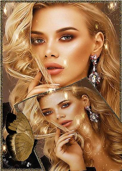 Glamour Gifs Face Faces Fantasy Mimi Amazing