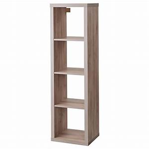 Kallax, Shelf, Unit, -, Walnut, Effect, Light, Gray, Find, It, Here