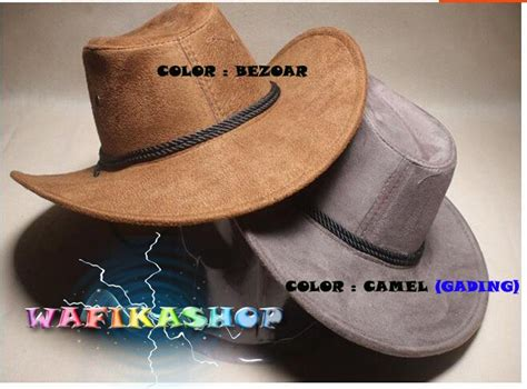 jual beli topi hat koboy cowboy koboi
