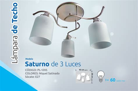 lamparas de techo modernas bs  en mercado