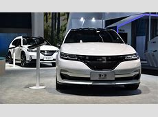 NEVS presents 93, 93X electric cars at 2017 CES Asia