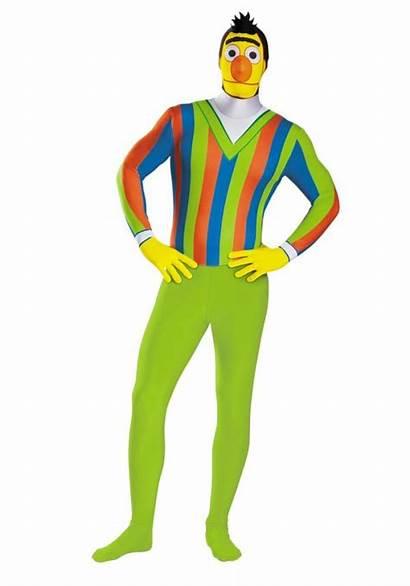 Costumes Sesame Street Bert Halloween Weird Suit