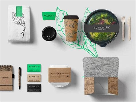 Even if you're a this unique food box mockup from placeit is perfect to promote your asian food restaurant in a. 10+ Restaurant & Cafe Branding Templates | Free & Premium ...