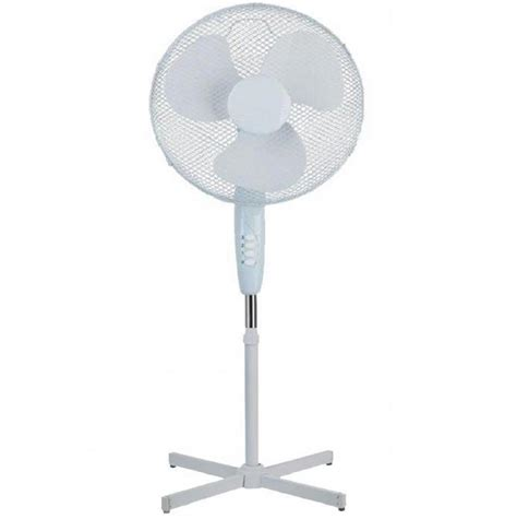 oscillating standing tower fan electric 16 quot oscillating extendable free standing tower