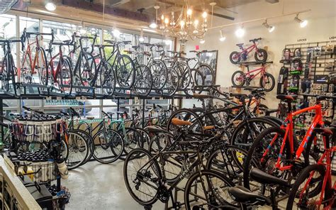 Rethinking The Mobile Bike Shop Spinlister And Portland's