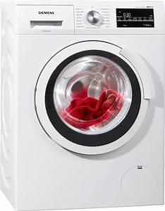 Waschmaschine 20 Kg : siemens waschmaschine iq500 ws12t440 6 5 kg 1200 u min online kaufen otto ~ Eleganceandgraceweddings.com Haus und Dekorationen
