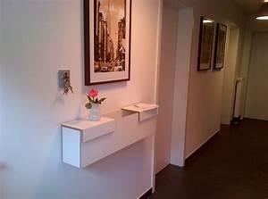 Schmale Möbel Flur : schmale ablage f r flur ~ Frokenaadalensverden.com Haus und Dekorationen