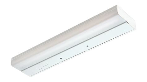 slim fluorescent undercabinet lighting fixture simkar