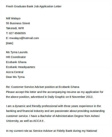 application letter sample  fresh graduates jobstreet