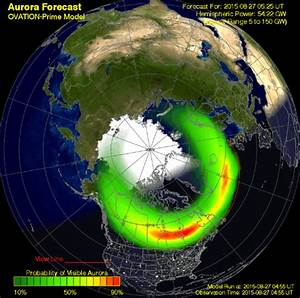 Solar storm may supercharge auroras