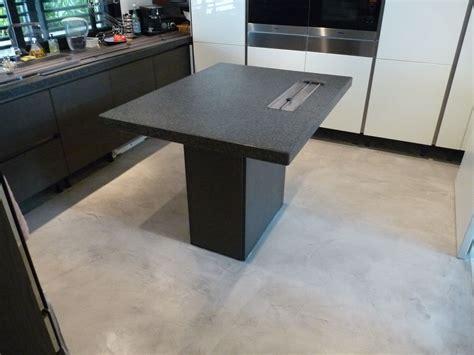 plan de cuisine en quartz http betoncire fr béton ciré sol idéal pour l 39 intérieur