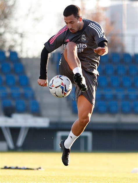 Dernier entraînement avant le match à Villarreal | Real ...