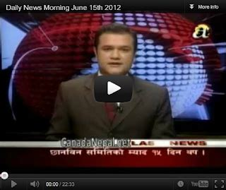 nepali songs nepali news nepali tv shows nepali nepali songs nepali news nepali tv shows nepali morning news june 15th 2012 jeth 2069
