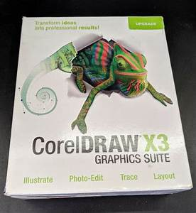 Coreldraw X3 Books Instructional Manual  Clip Art  User