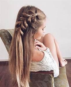 Einfache Hochsteckfrisuren Dünne Haare : einfache hochsteckfrisuren halblange haare ~ Frokenaadalensverden.com Haus und Dekorationen