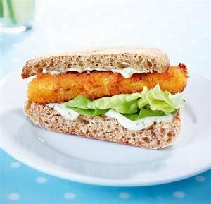 Schnelle Küche Für Kinder : fischst bchen sandwich schnelle hauptgerichte f r kinder 1 essen trinken ~ Fotosdekora.club Haus und Dekorationen