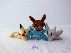 Pokemon Shiny Eevee Plush