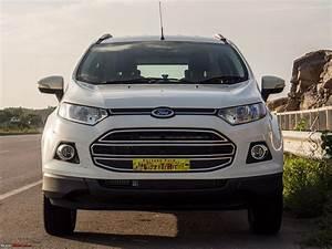 Ford Ecosport Titanium : ford ecosport titanium ecoboost diamond white team bhp ~ Medecine-chirurgie-esthetiques.com Avis de Voitures