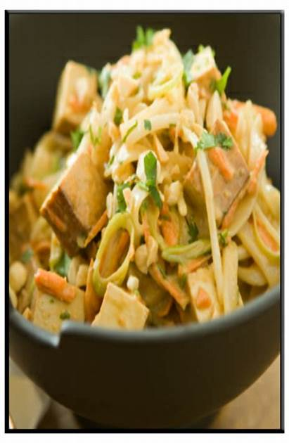 Thai Pad Tofu