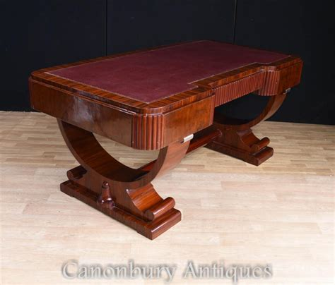 tables bureau big deco partners desk writing table bureau 1920s
