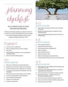 destination wedding planning the ultimate destination wedding checklist mywedding