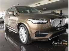 Volvo XC90 2017 T8 20 in Penang Automatic SUV Brown for