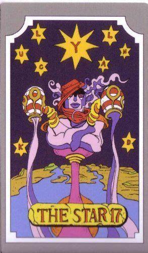 Amazon.com: JoJo's Bizarre Adventure ABC tarot card THE ...