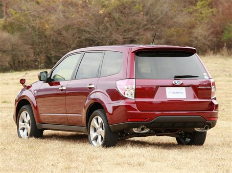 Add destination charges of $1,050, and the figure is $25,845. 2008 Subaru Forester   Motor Desktop