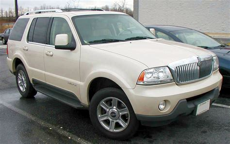 how it works cars 2003 lincoln aviator on board diagnostic system 2003 lincoln aviator information and photos momentcar