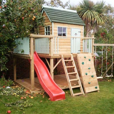 Spielplatz Für Den Garten by Kinderspielhaus Iden F 252 R Ihre Kleinkinder