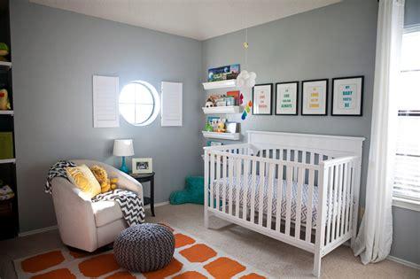 Baby D's Gender Neutral Nursery