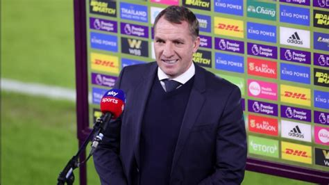 Brendan Rodgers is a 'perfect fit' to replace Frank ...
