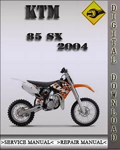 2011 Ktm 85 Sx Manual