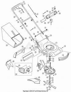 Troy Bilt 12ag836e011  2007  Parts Diagram For General