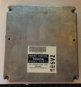 Toyota Tacoma Ecu  Car  U0026 Truck Parts